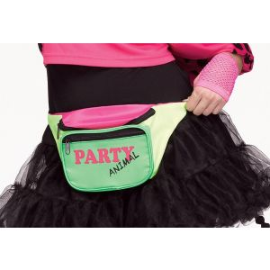 80s Party Animal Fanny Pack