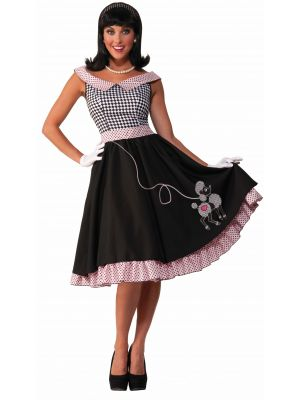 50\u0027s Costumes for women, 50s Fashion for women, and 50\u0027s Outfits